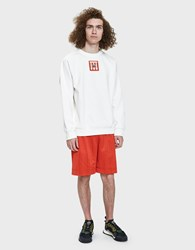 Adidas By Alexander Wang Aw Soccer Short In Red