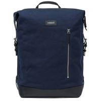 Sandqvist Adam Organic Cotton Backpack Blue