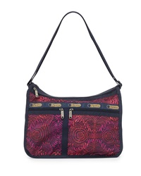 Le Sport Sac Lesportsac Deluxe Everyday Printed Shoulder Bag Bali