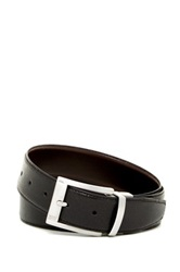 Hugo Boss Uthas Reversible Leather Belt Brown