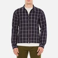 Gant Rugger Men's Brooklyn Twill Shirt Jacket Marine