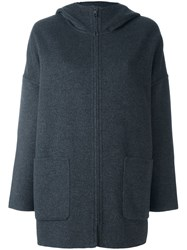 P.A.R.O.S.H. 'Lovery' Hooded Jacket Grey