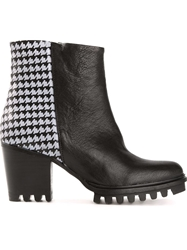 Swear Roisin' Ankle Boots Black