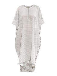 Richard Nicoll Stella Mixed Print Shirt Dress