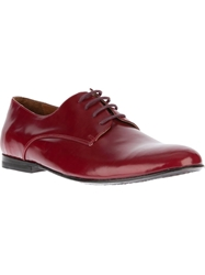 B Store 'Mario 36' Oxford Shoe Red