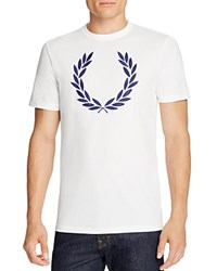 Fred Perry Laurel Wreath Tee White