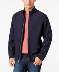 Tommy Bahama Water Resistant Ace Driver Jacket Navy
