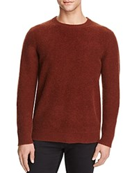 Vince Boiled Cashmere Sweater H Bark