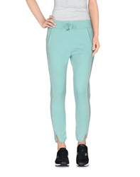 Annarita N. Trousers 3 4 Length Trousers Women Turquoise