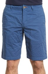 Tommy Bahama Men's Big And Tall 'Eastbank' Flat Front Shorts Captain
