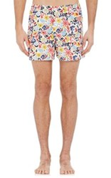 Sleepy Jones Men's Floral Jasper Boxers No Color