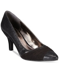Karen Scott Gladdys Dress Pumps Only At Macy's Women's Shoes Black