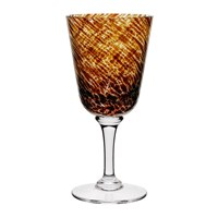 William Yeoward Vanessa Wine Glass Tortoise