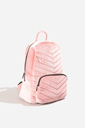 Topshop Lucy Pink Backpack By Skinnydip Pink