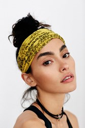 Free People Womens Printed Gauze Wideband