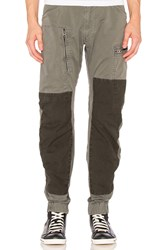 G Star Powel 3D Tapered Cuff Pant Gray