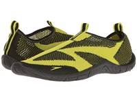 Speedo Surf Knit Black Sulphur Springs Men's Shoes