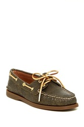 Sperry Authentic Original 2 Eye Boat Shoe Brown