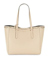 Kendall Kylie Izzy Chain Tote Silver