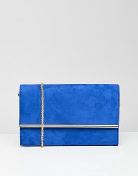 Coast Malini Clutch Bag Blue