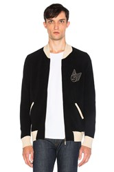 Deus Ex Machina Wings Bomber Black