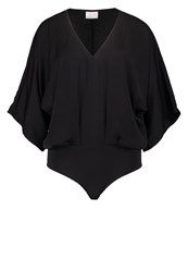 Vila Vimelli Blouse Black