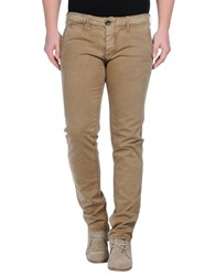 Cycle Casual Pants Sand