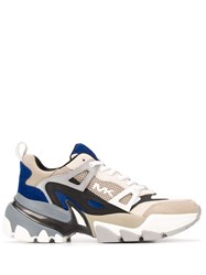 Michael Kors Panelled Chunky Sole Sneakers 60