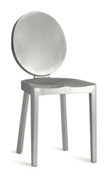 Emeco Kong Chair Gray