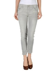 Gold Sign Goldsign Casual Pants Light Grey