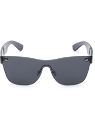 Retrosuperfuture Retro Super Future 'Ci1' Sunglasses Black