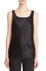 Lafayette 148 New York Women's Silk Charmeuse Tank