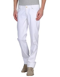Just Cavalli Casual Pants White