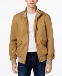 American Rag Men's M65 Jacket Only At Macy's Dull Gold