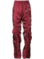 Manning Cartell High Flyers Trousers Red