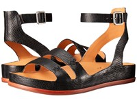 Kork Ease Audrina Black Women's Sandals