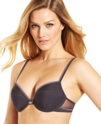 Lily Of France French Charm Push Up Bra 2175210 Shadow