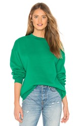 Lovers Friends Andy Sweatshirt Green