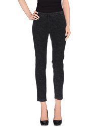 Heavy Project Trousers Casual Trousers Women Dark Brown