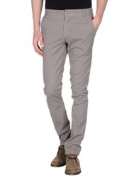 Vito Casual Pants Grey