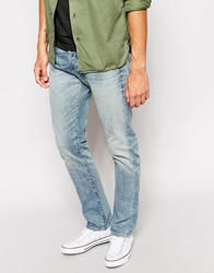 Denim And Supply Ralph Lauren Denim And Supply Slim Fit Jeans Blue