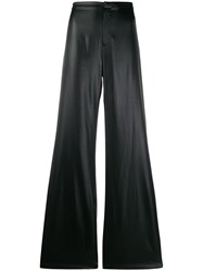 Alexander Wang T By Coated Flared Trousers 60