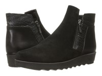The Flexx Collaps Black Canna Di Fucile Gris Mix Women's Boots