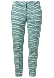 More And More Trousers Turquoise