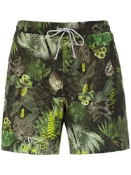Lygia And Nanny Gil Elastic Swim Shorts Polyester Unavailable