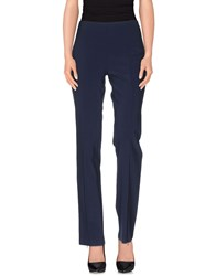 Blugirl Blumarine Trousers Casual Trousers Women Dark Blue