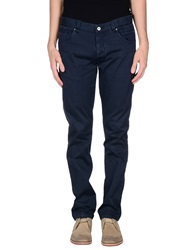 Asfalto Casual Pants Dark Blue