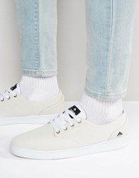Emerica Romero Laced Trainers White