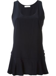 Chloe Chloe Sleeveless Top Blue