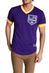 Mitchell And Ness Nhl Kings Color Switch Mesh Shirt Multi